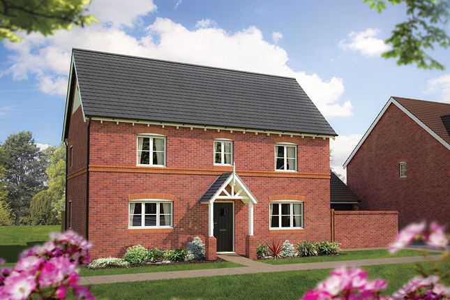 """Thumbnail Property for sale in """"The Montpellier"""" at The Poppies, Meadow Lane, Moulton, Northwich"""