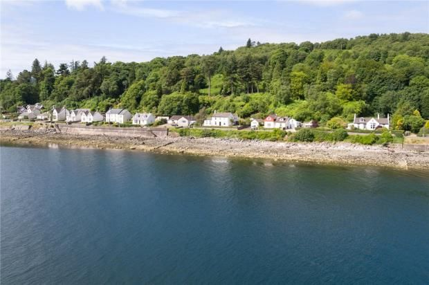 Thumbnail Detached house for sale in Blairmore, Dunoon, Argyll And Bute