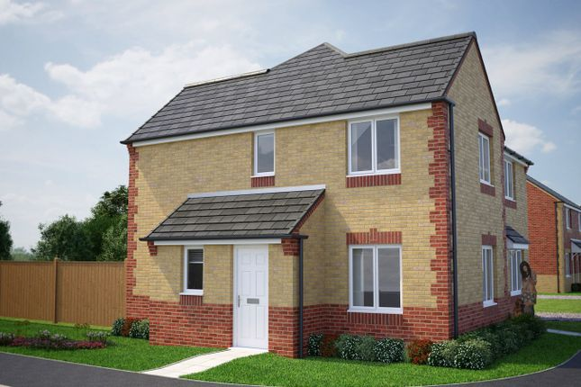 Thumbnail Semi-detached house for sale in Plot 84, Mayfield, Briar Lea Park, Longtown, Carlisle