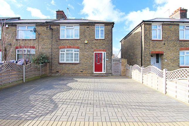3 bed end terrace house for sale in St. Johns Road, Dartford, Kent
