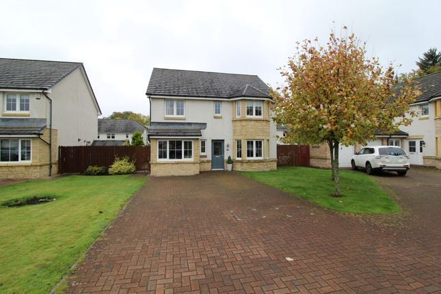 Thumbnail Detached house for sale in Old Rome Drive, Kilmarnock