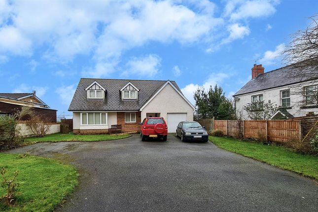 Thumbnail Detached bungalow for sale in Caemorgan Road, Cardigan