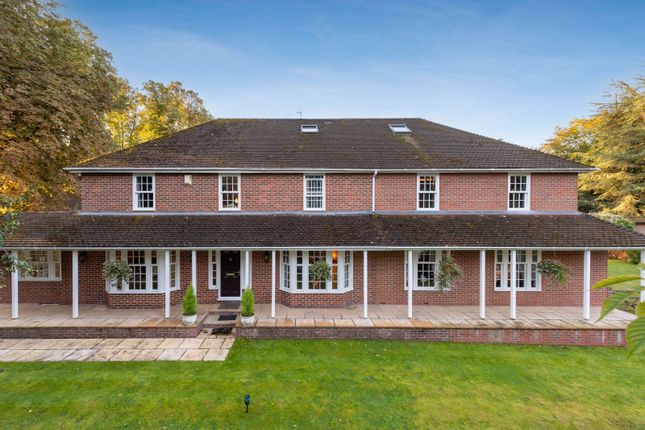 Thumbnail Detached house for sale in Austenwood Close, High Wycombe