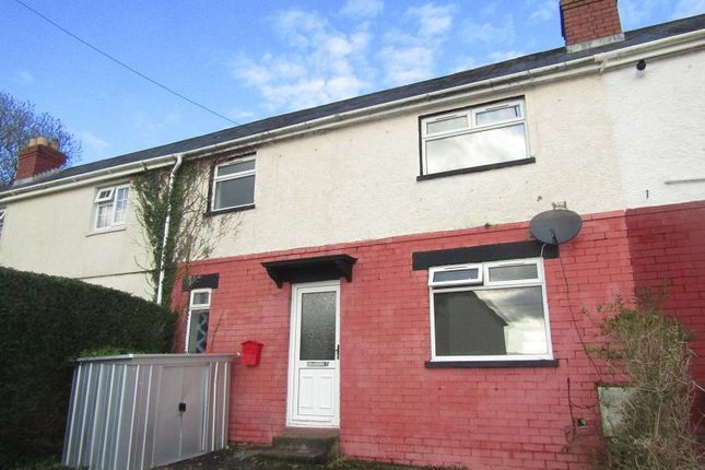 Thumbnail Terraced house to rent in Ferrar Street, Carmarthen, Carmarthenshire.