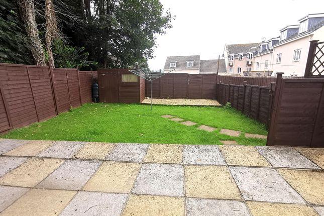Garden of Ernesettle Green, Plymouth PL5