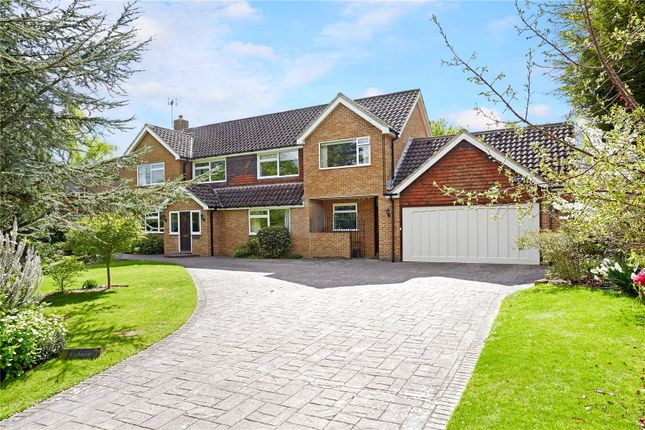Thumbnail Detached house for sale in Hither Chantlers, Langton Green, Tunbridge Wells, Kent