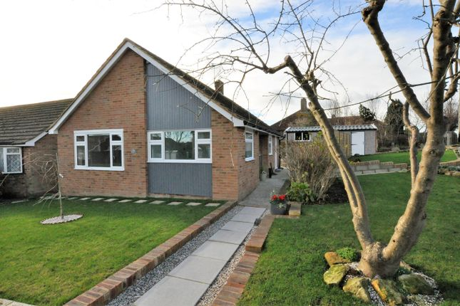 Thumbnail Detached bungalow for sale in Chartres, Bexhill-On-Sea