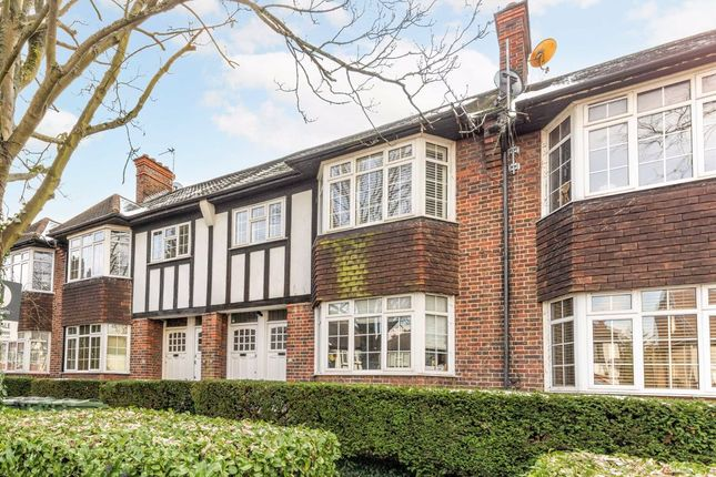 Thumbnail Flat for sale in Gracefield Gardens, London