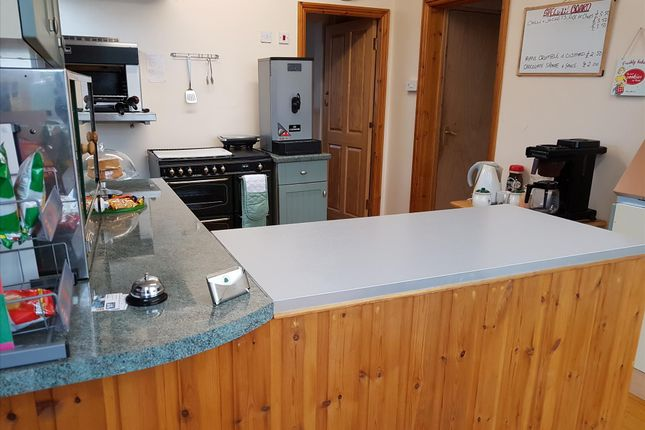 Thumbnail Restaurant/cafe for sale in Cafe & Sandwich Bars BD20, Cross Hills, North Yorkshire