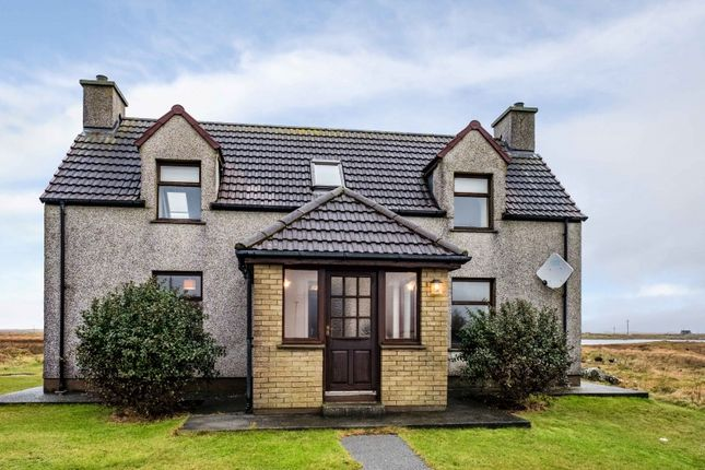 3 bed detached house for sale in 285 Daliburgh, Isle Of South Uist