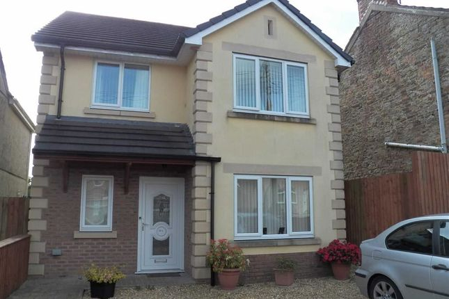 Thumbnail Detached house for sale in Penygraig Road, Llwynhendy, Llanelli
