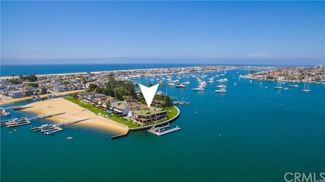 Thumbnail Property for sale in 12 Bay Island, Newport Beach, Ca, 92661
