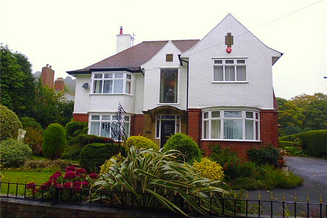 Thumbnail Detached house for sale in Deepdale Avenue, Scarborough