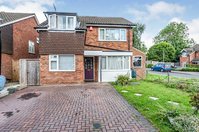 Thumbnail Detached house for sale in Holts Meadow, Redbourn, St. Albans