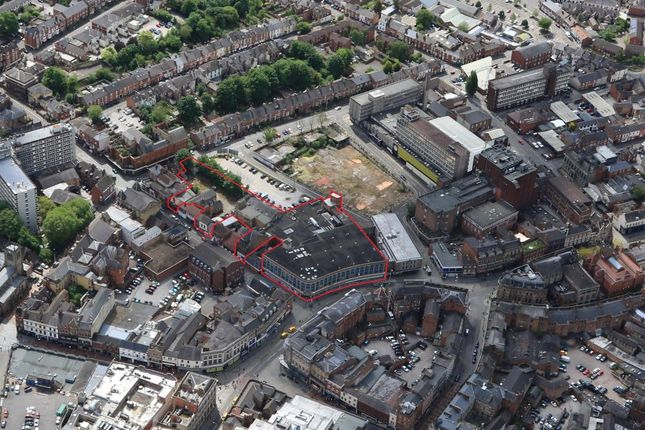 Thumbnail Land for sale in Land & Buildings At Victoria Street, Derby