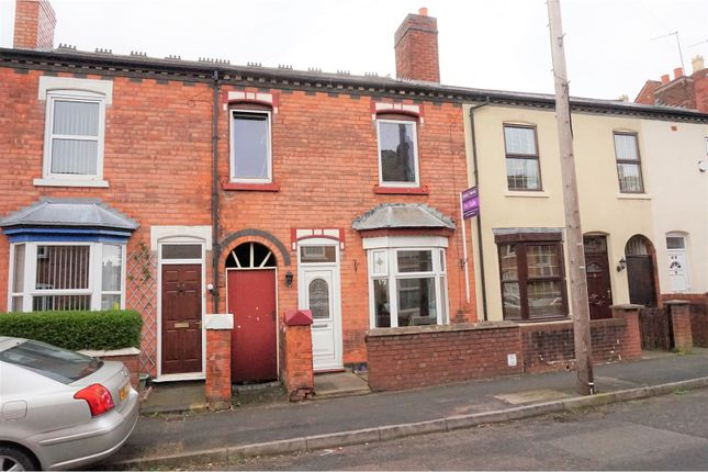 Thumbnail Terraced house for sale in Westbourne Street, Walsall