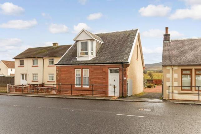 4 bed detached house for sale in Main Street, Muirkirk, Cumnock, East Ayrshire KA18
