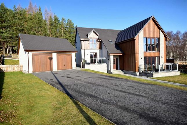 Thumbnail Detached house for sale in Patterson Place, High Burnside, Aviemore