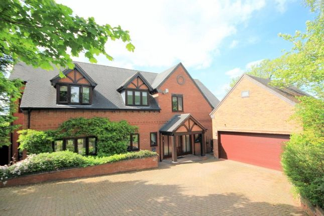 Thumbnail Detached house for sale in Barnes Croft, Hilderstone, Stone