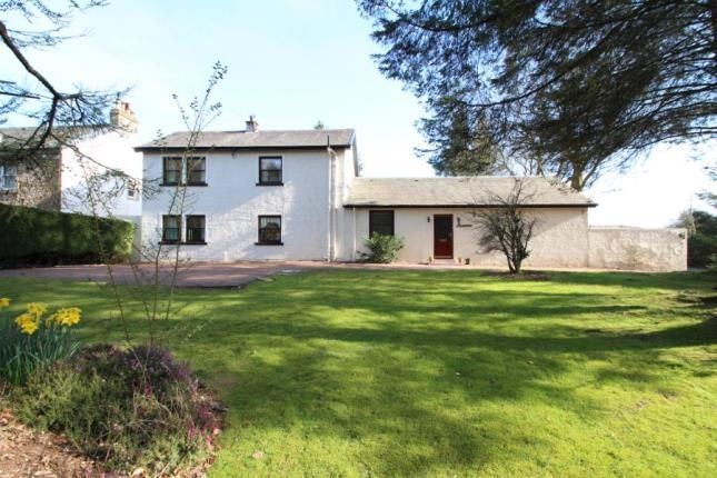 Thumbnail Detached house for sale in Montgomery Street, Eaglesham, East Renfrewshire