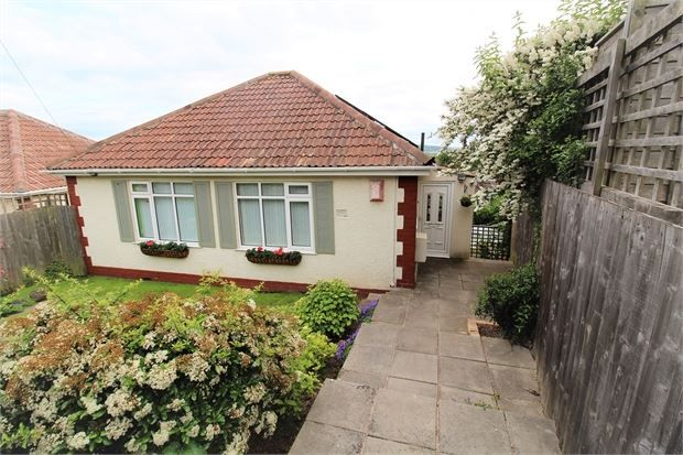 Thumbnail Detached house for sale in The Crescent, Milton, Weston-Super-Mare, North Somerset.