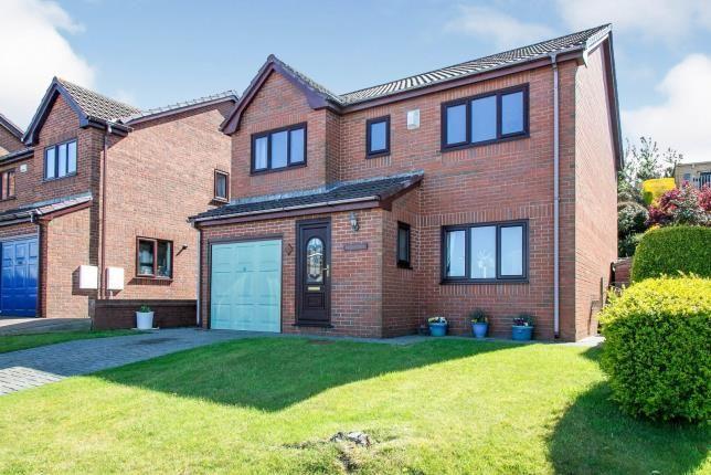 Thumbnail Detached house for sale in Bryn Cadno, Colwyn Heights, Colwyn Bay, Conwy