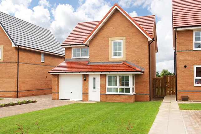 "Thumbnail Detached house for sale in ""Cheadle"" at Tenth Avenue, Morpeth"