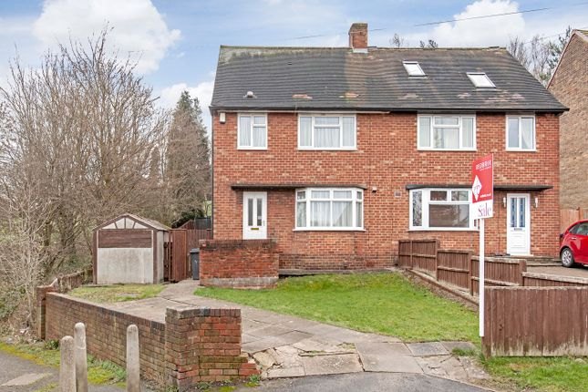 Thumbnail Semi-detached house for sale in Coniston Road, Chesterfield