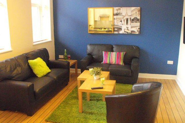 Thumbnail Flat to rent in Tithebarn Street, Preston