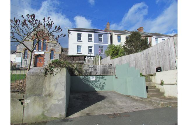 Thumbnail Flat for sale in 38 Alexandra Road, Plymouth