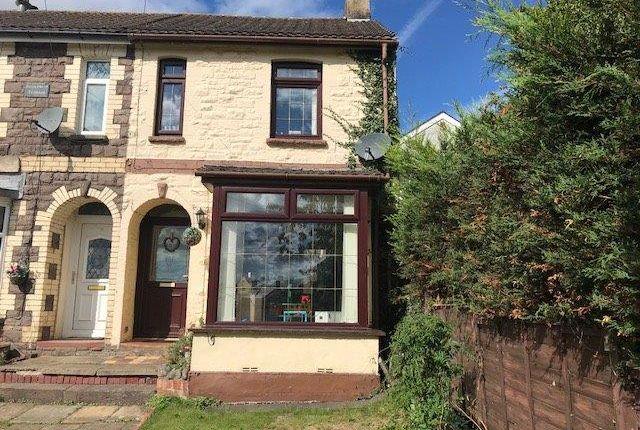 Thumbnail Terraced house for sale in Sunnybank, Abergavenny