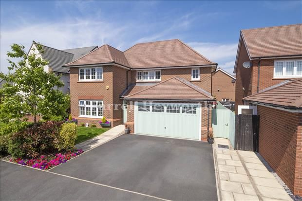 Thumbnail Property for sale in Redwood Drive, Blackpool