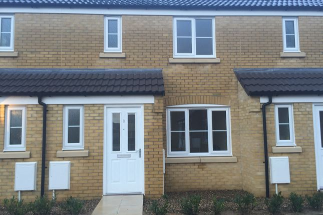 Thumbnail Terraced house to rent in Hunton Road, Oulton, Lowestoft