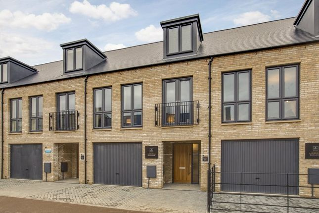Thumbnail Terraced house for sale in Plot 187, Hinksey Townhouse, Wolvercote Mill, Mill Road, Wolvercote, Oxford