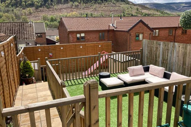 Thumbnail End terrace house for sale in Danywern Terrace, Ystrad, Pentre