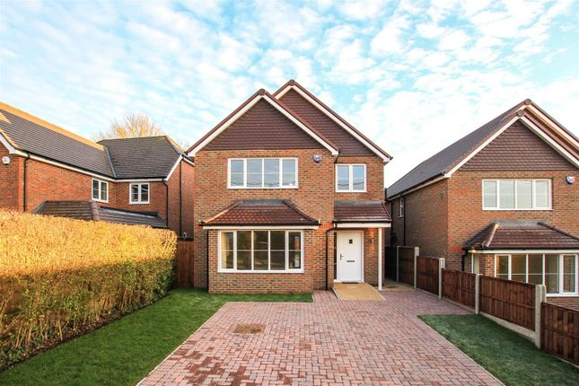 Thumbnail Detached house for sale in Belmont Road, Chesham