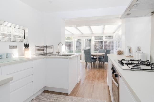 Thumbnail Bungalow for sale in Thundersley, Benfleet, Essex