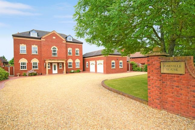 Thumbnail Detached house for sale in Joseville House, Bratton Road, Telford