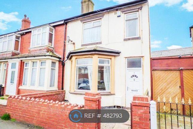 Thumbnail Semi-detached house to rent in Braithwaite Street, Blackpool