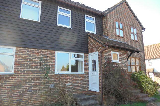 2 bed terraced house to rent in Reedmace, Singleton, Ashford, Kent