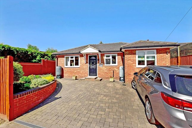 Thumbnail Detached bungalow for sale in The Ridgewaye, Southborough, Tunbridge Wells, Kent
