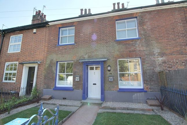 Thumbnail Terraced house to rent in Bracondale, Norwich, Norwich