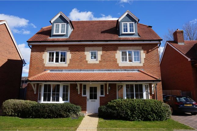 Thumbnail Detached house for sale in Sanditon Way, Worthing