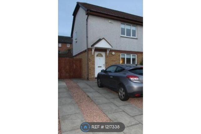 2 bed semi-detached house to rent in Greenacres Drive, Glasgow G53
