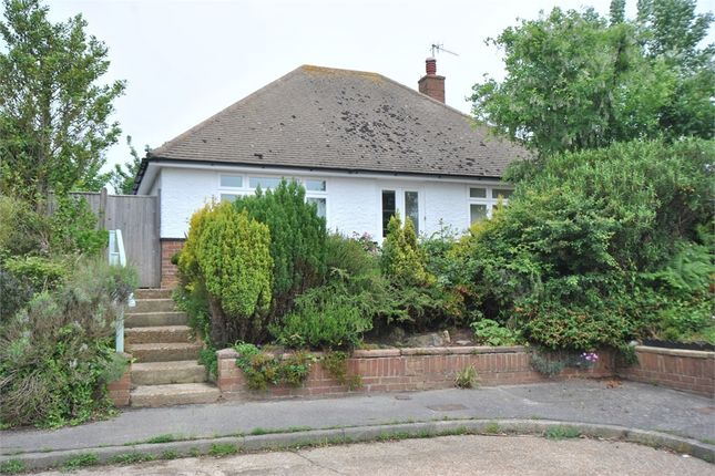 Thumbnail Detached bungalow for sale in Glyne Barn Close, Bexhill-On-Sea, East Sussex