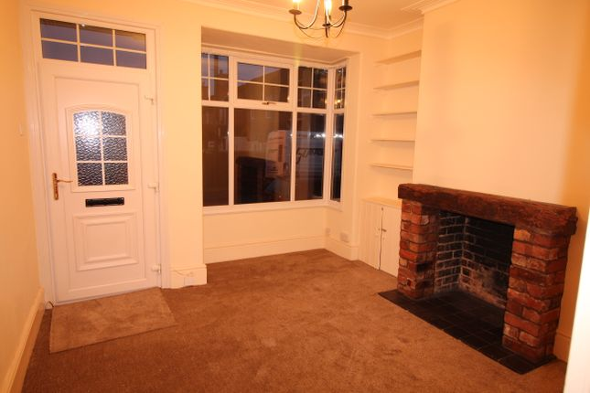 Thumbnail 2 bed terraced house to rent in New Road, Uttoxeter