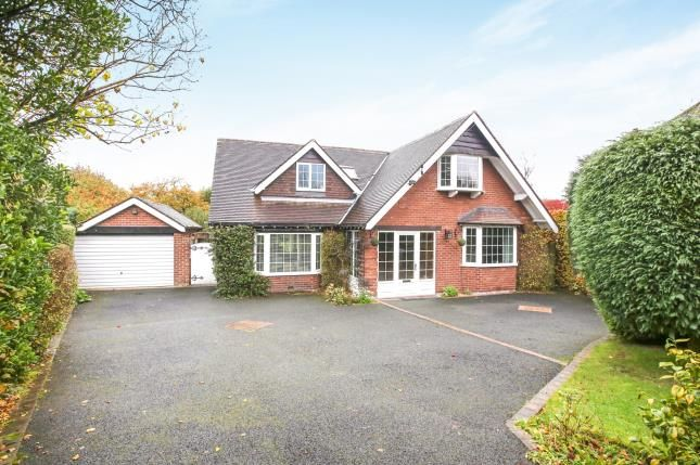 Thumbnail Detached house for sale in Orme Close, Prestbury, Macclesfield, Cheshire