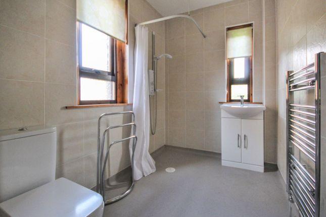 Wet Room of Lanrigg Road, Fauldhouse EH47