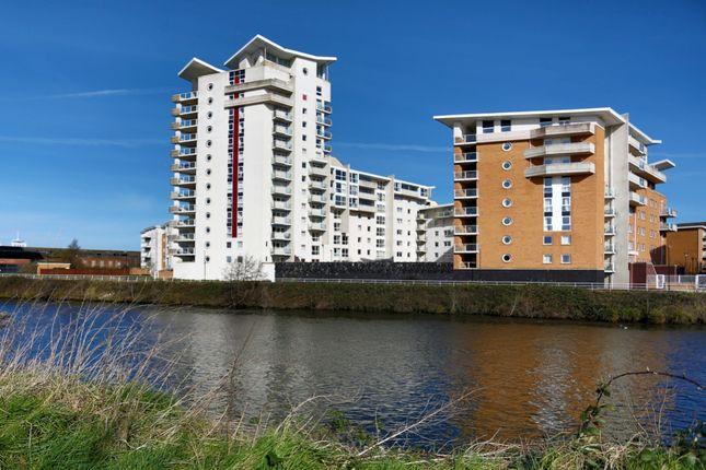 1 bed flat for sale in Heol Glan Rheidol, Cardiff CF10