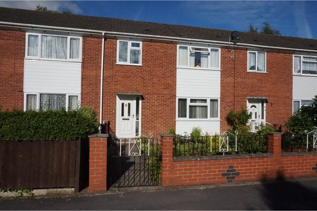 Thumbnail Terraced house for sale in Pendas Park, Penley